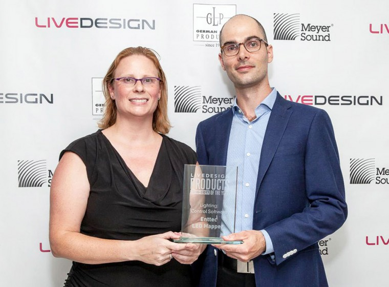 ELM wins Lighting Control Software of the Year award