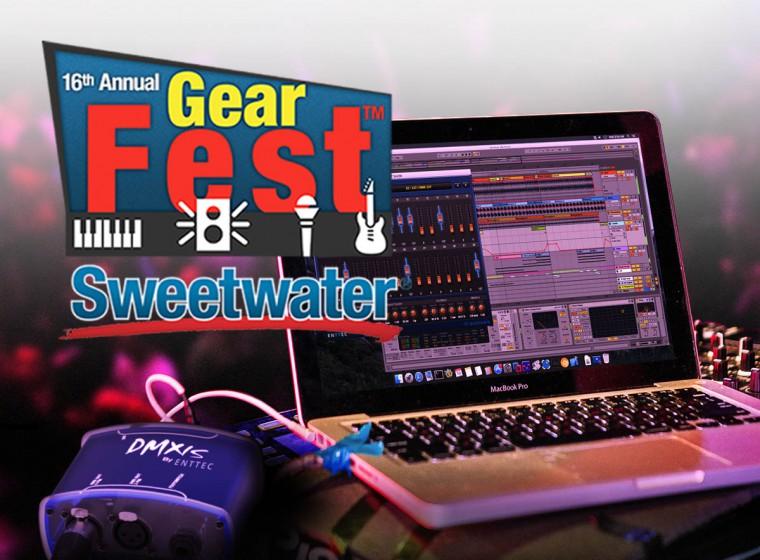 Sweetwater GearFest 2017